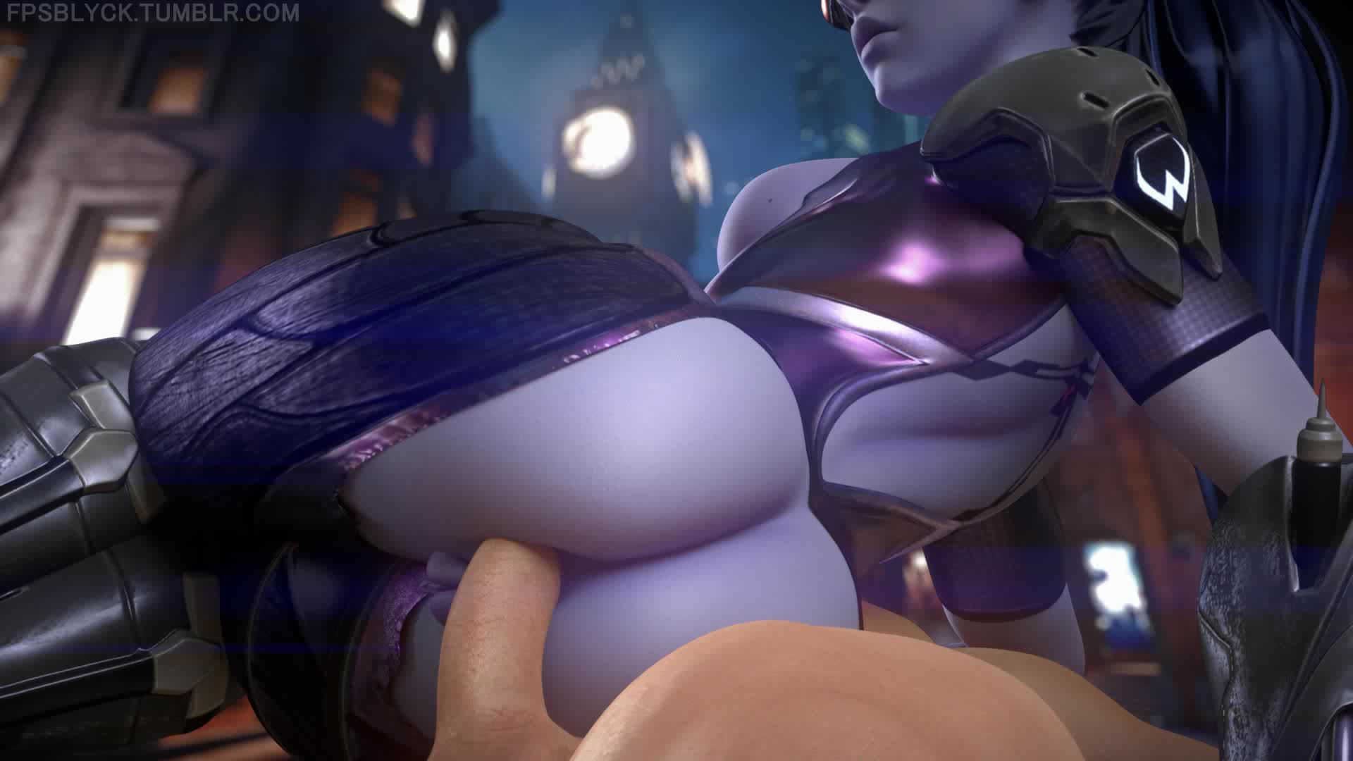 widowmaker anal