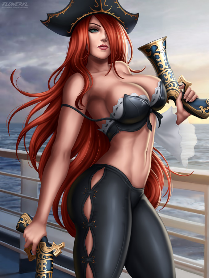 Captain Miss Fortune - OverSexy