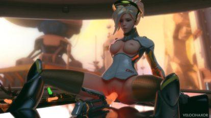 Mercy's new staff attachments