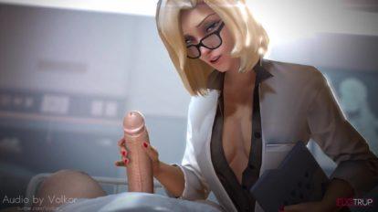 Mercy handjob