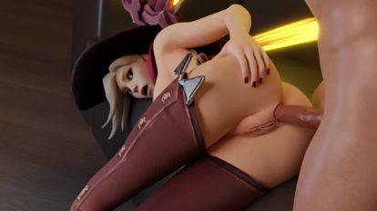 Mercy anal